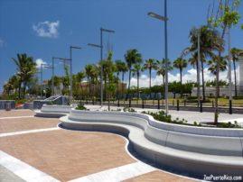 Bahia Urbana Waterfront Park San Juan Puerto Rico