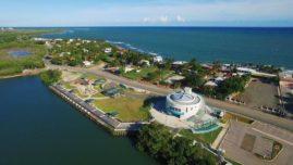Park Paseo Tablado Punta Pozuelo Guayama Puerto Rico